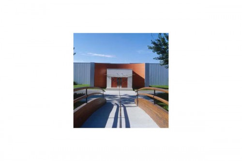 Lucrari de referinta Placaje HPL pentru fatade ventilate - Proiectul Museum Cointreau St.Barthelemy, Franta TRESPA - Poza 2