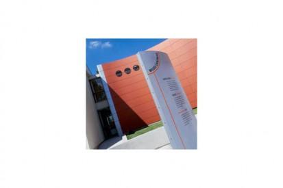 fr0094_tcm31-22091 METEON Placaje HPL pentru fatade ventilate - Proiectul Museum Cointreau St.Barthelemy, Franta