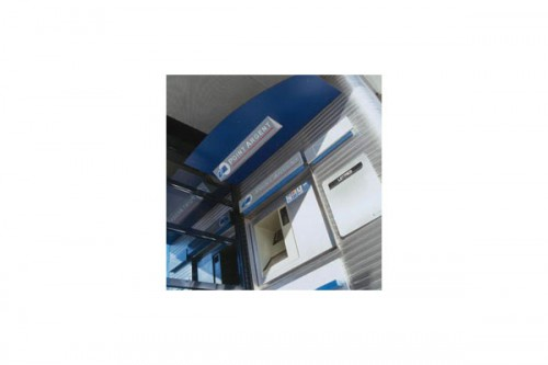 Lucrari de referinta Placaje HPL pentru fatade ventilate - Proiectul Museum Cointreau St.Barthelemy, Franta TRESPA - Poza 4