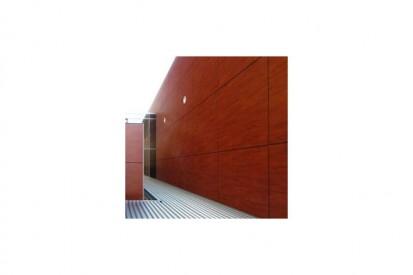 b0312012_tcm31-21812 METEON Placaje HPL pentru fatade ventilate - Proiectul Office Aartselaar, Belgia