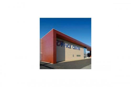 Lucrari de referinta Placaje HPL pentru fatade ventilate - Proiectul Office Aartselaar, Belgia TRESPA - Poza 5