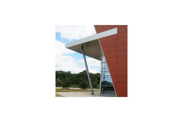 Placaje HPL pentru fatade ventilate - Proiectul Office Beiersdorf, Franta TRESPA - Poza 2