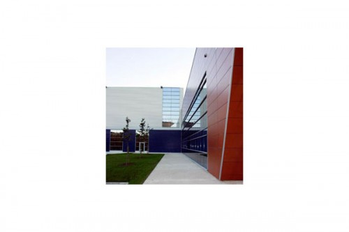 Lucrari de referinta Placaje HPL pentru fatade ventilate - Proiectul Office Beiersdorf, Franta TRESPA - Poza 6