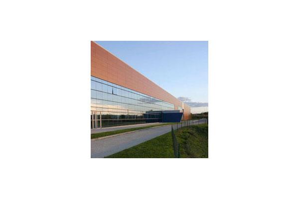 Placaje HPL pentru fatade ventilate - Proiectul Office Beiersdorf, Franta TRESPA - Poza 8