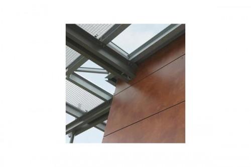 Lucrari de referinta Placaje HPL pentru fatade ventilate - Proiectul Office Building Fa. GUK Wellendingen, Wellendingen, Germania TRESPA - Poza 1