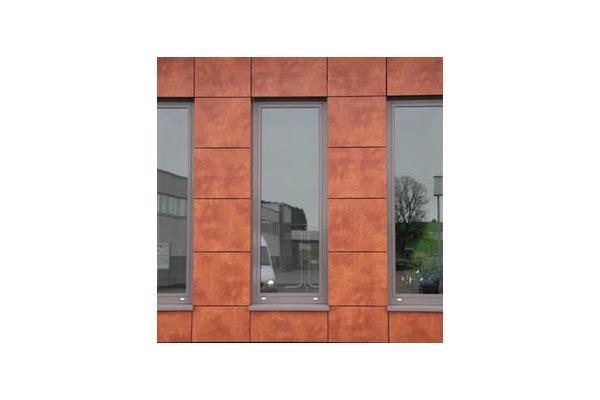 Placaje HPL pentru fatade ventilate - Proiectul Office Building Fa. GUK Wellendingen, Wellendingen, Germania TRESPA - Poza 5