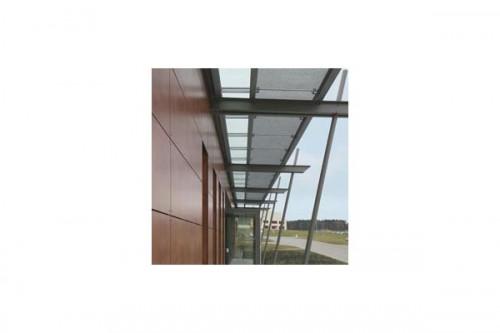 Lucrari de referinta Placaje HPL pentru fatade ventilate - Proiectul Office Building Fa. GUK Wellendingen, Wellendingen, Germania TRESPA - Poza 8