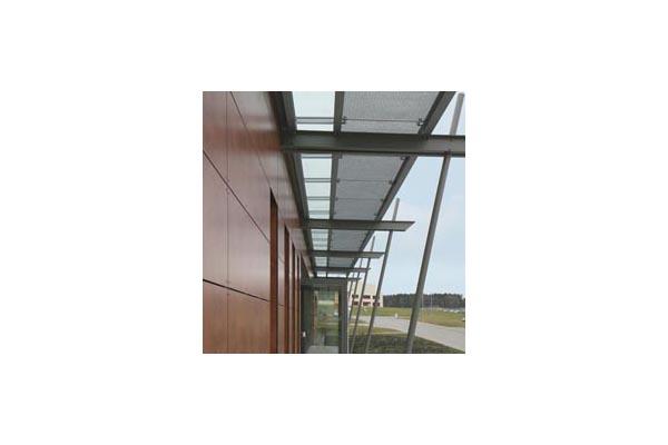 Lucrari, proiecte Placaje HPL pentru fatade ventilate - Proiectul Office Building Fa. GUK