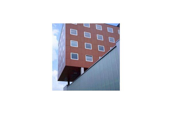 Placaje HPL pentru fatade ventilate - Proiectul Office Nieuw Vennep Zuid, Olanda TRESPA - Poza 1