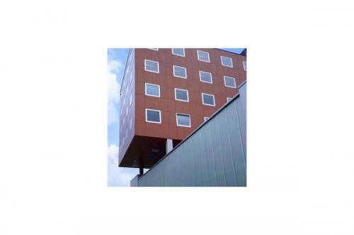 Lucrari, proiecte Placaje HPL pentru fatade ventilate - Proiectul Office Nieuw Vennep Zuid, Olanda TRESPA - Poza 1