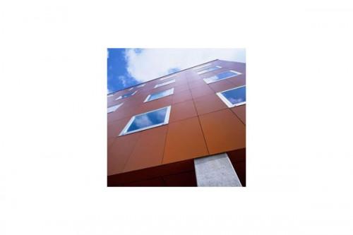 Lucrari de referinta Placaje HPL pentru fatade ventilate - Proiectul Office Nieuw Vennep Zuid, Olanda TRESPA - Poza 3