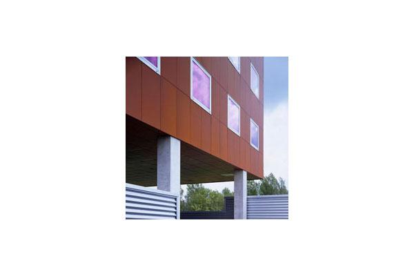 Lucrari, proiecte Placaje HPL pentru fatade ventilate - Proiectul Office Nieuw Vennep Zuid, Olanda TRESPA - Poza 5