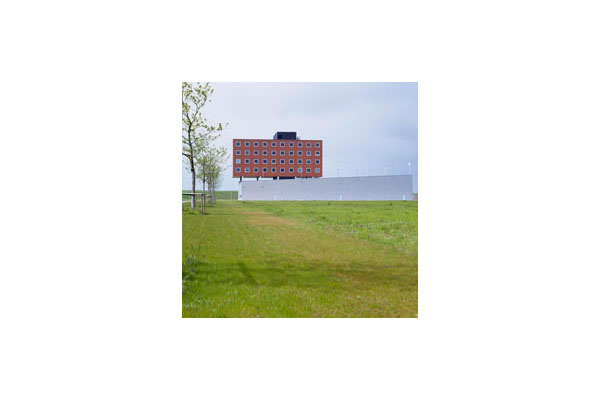 Placaje HPL pentru fatade ventilate - Proiectul Office Nieuw Vennep Zuid, Olanda TRESPA - Poza