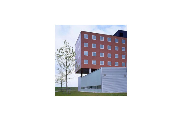 Placaje HPL pentru fatade ventilate - Proiectul Office Nieuw Vennep Zuid, Olanda TRESPA - Poza 8