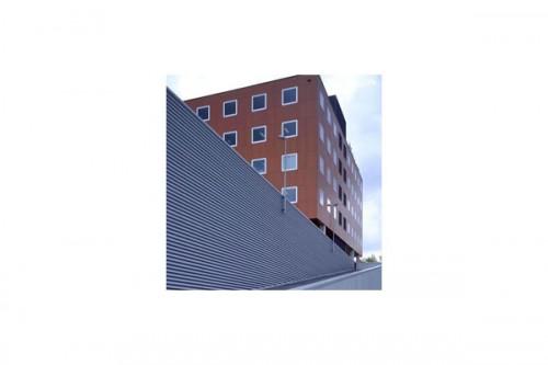 Lucrari de referinta Placaje HPL pentru fatade ventilate - Proiectul Office Nieuw Vennep Zuid, Olanda TRESPA - Poza 9