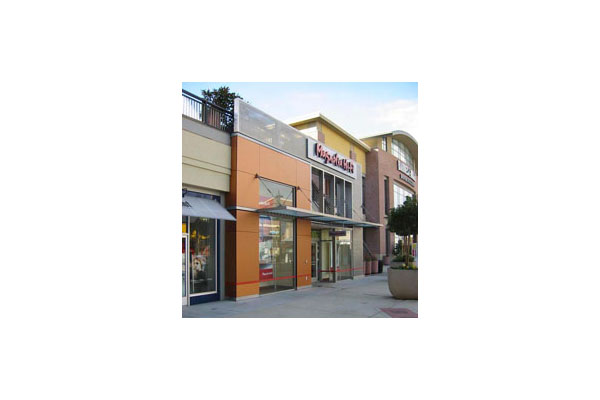 Lucrari, proiecte Placaje HPL pentru fatade ventilate - Proiectul Retail Magnolia Hi-Fi, SUA