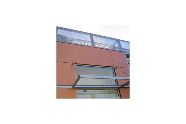 Placaje HPL pentru fatade ventilate - Proiectul Retail Magnolia Hi-Fi, SUA TRESPA - Poza 7