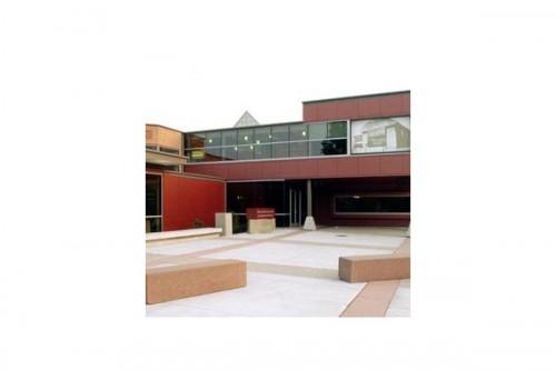 Lucrari de referinta Placaje HPL pentru fatade ventilate - Proiectul Roger Williams University, Bristol, SUA TRESPA - Poza 3