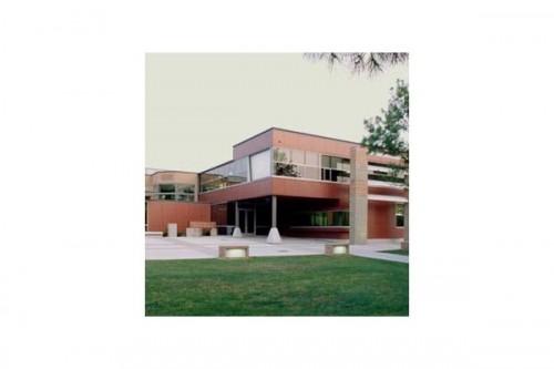 Lucrari de referinta Placaje HPL pentru fatade ventilate - Proiectul Roger Williams University, Bristol, SUA TRESPA - Poza 4