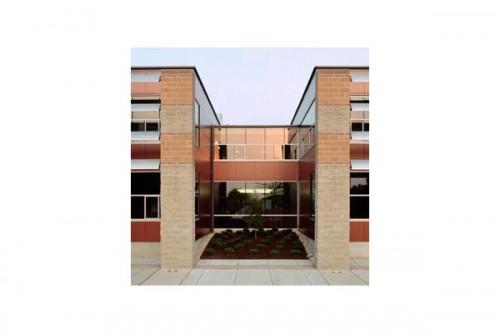 Lucrari de referinta Placaje HPL pentru fatade ventilate - Proiectul Roger Williams University, Bristol, SUA TRESPA - Poza 5