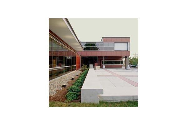 Placaje HPL pentru fatade ventilate - Proiectul Roger Williams University, Bristol, SUA TRESPA - Poza 6