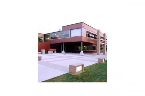 Lucrari de referinta Placaje HPL pentru fatade ventilate - Proiectul Roger Williams University, Bristol, SUA TRESPA - Poza 8