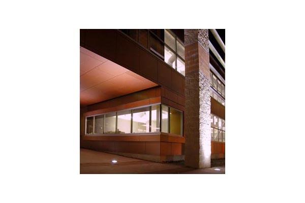 Placaje HPL pentru fatade ventilate - Proiectul Roger Williams University, Bristol, SUA TRESPA