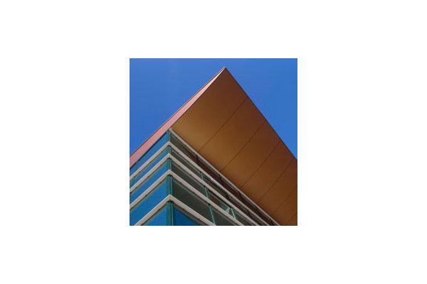 Placaje HPL pentru fatade ventilate - Proiectul School College Ariane Vernon, Franta TRESPA - Poza 1