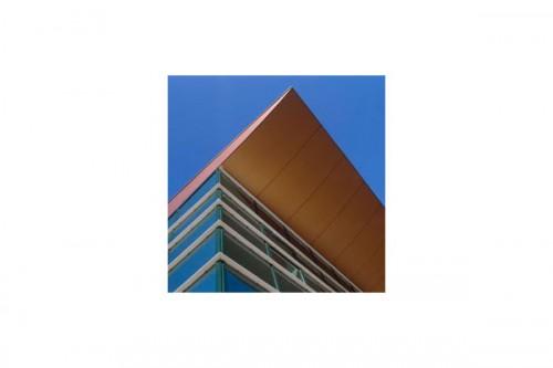 Lucrari de referinta Placaje HPL pentru fatade ventilate - Proiectul School College Ariane Vernon, Franta TRESPA - Poza 1
