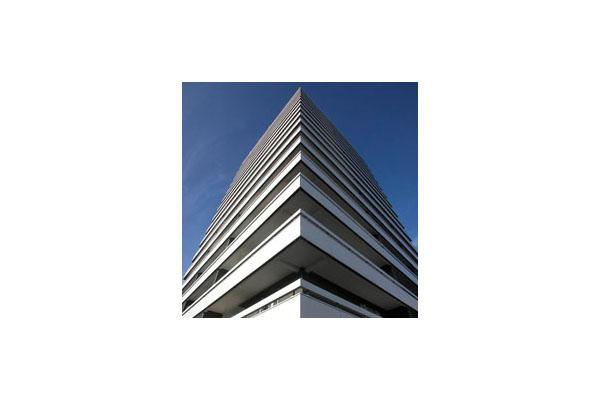 Placaje HPL pentru fatade ventilate - Proiectul School De la Gueriniere Caen, Franta TRESPA - Poza 5