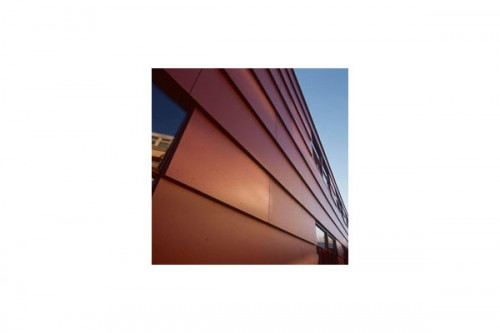 Lucrari de referinta Placaje HPL pentru fatade ventilate - Proiectul School Den Haag, Olanda TRESPA - Poza 2