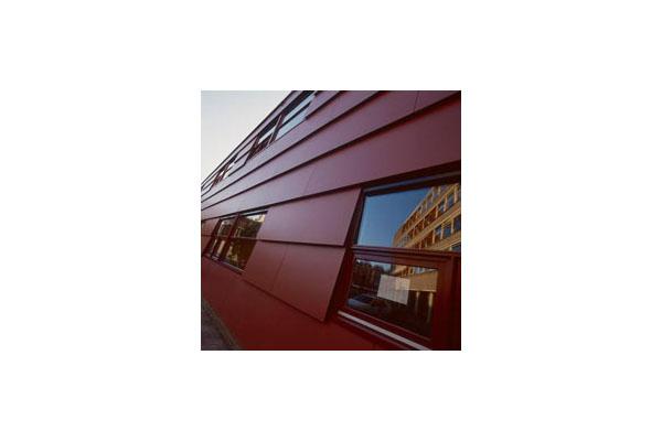 Placaje HPL pentru fatade ventilate - Proiectul School Den Haag, Olanda TRESPA - Poza 3