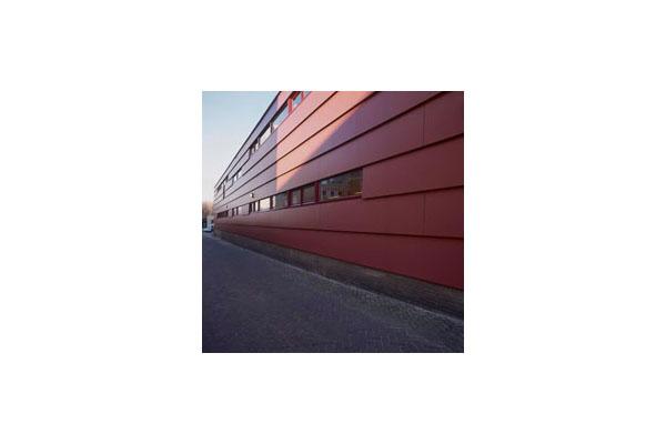 Placaje HPL pentru fatade ventilate - Proiectul School Den Haag, Olanda TRESPA - Poza 4