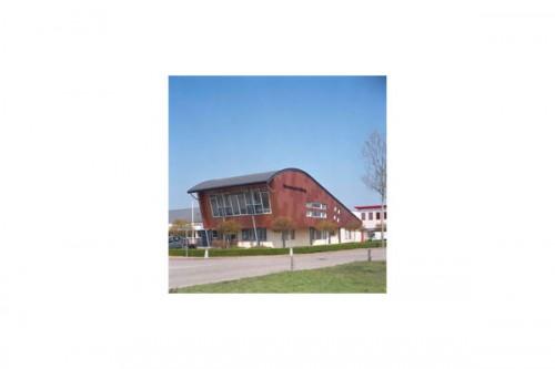 Lucrari de referinta Placaje HPL pentru fatade ventilate - Proiectul School Lichtenvoorde, Olanda TRESPA - Poza 3