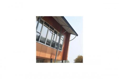 Lucrari de referinta Placaje HPL pentru fatade ventilate - Proiectul School Lichtenvoorde, Olanda TRESPA - Poza 4