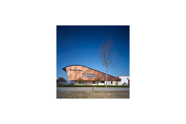 Placaje HPL pentru fatade ventilate - Proiectul School Lichtenvoorde, Olanda TRESPA - Poza 5