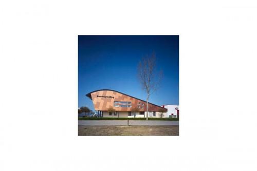 Lucrari de referinta Placaje HPL pentru fatade ventilate - Proiectul School Lichtenvoorde, Olanda TRESPA - Poza 5