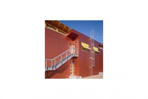 Lucrari, proiecte Placaje HPL pentru fatade ventilate - Proiectul School Oberstufenzentrum Dahmen-Spree, Germania TRESPA - Poza 5