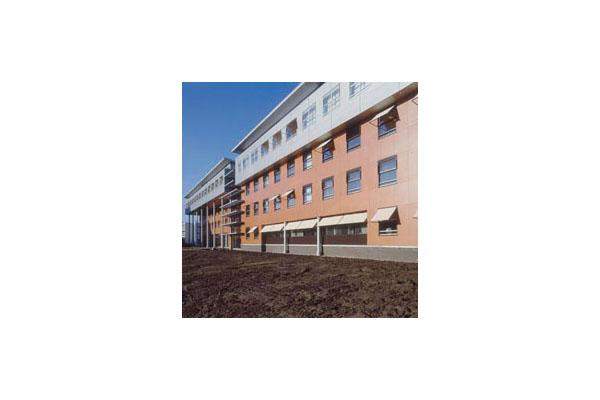 Placaje HPL pentru fatade ventilate - Proiectul School PABO Eindhoven, Olanda TRESPA - Poza 1