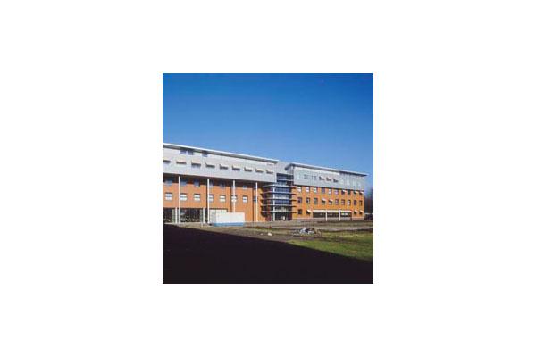 Placaje HPL pentru fatade ventilate - Proiectul School PABO Eindhoven, Olanda TRESPA - Poza 3