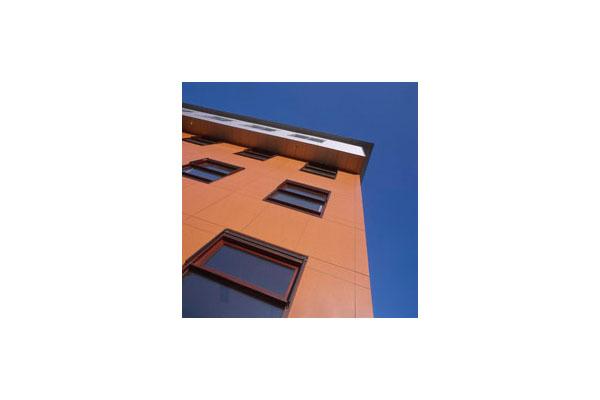 Placaje HPL pentru fatade ventilate - Proiectul School PABO Eindhoven, Olanda TRESPA - Poza 4