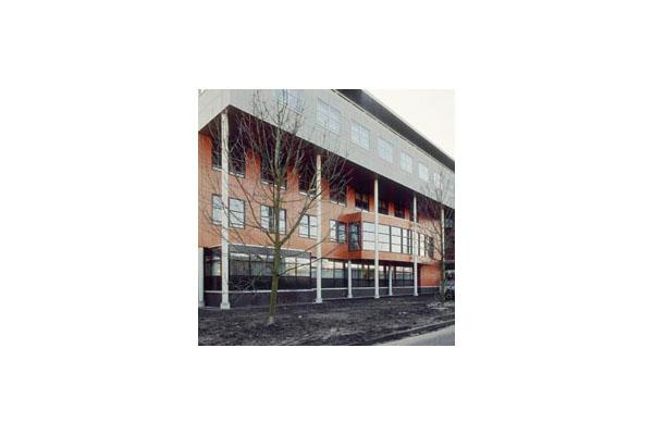 Placaje HPL pentru fatade ventilate - Proiectul School PABO Eindhoven, Olanda TRESPA - Poza 6