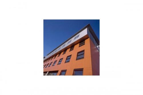 Lucrari de referinta Placaje HPL pentru fatade ventilate - Proiectul School PABO Eindhoven, Olanda TRESPA - Poza 7