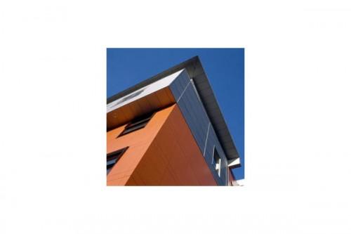 Lucrari de referinta Placaje HPL pentru fatade ventilate - Proiectul School PABO Eindhoven, Olanda TRESPA - Poza 8