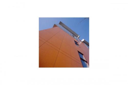 Lucrari de referinta Placaje HPL pentru fatade ventilate - Proiectul School PABO Eindhoven, Olanda TRESPA - Poza 11