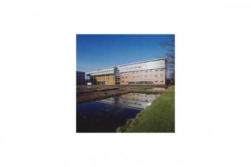 Lucrari de referinta Placaje HPL pentru fatade ventilate - Proiectul School PABO Eindhoven, Olanda TRESPA - Poza 12
