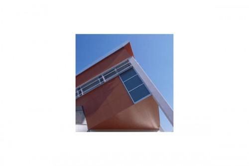 Lucrari de referinta Placaje HPL pentru fatade ventilate - Proiectul School Paul Eluart Tinquex, Franta TRESPA - Poza 2