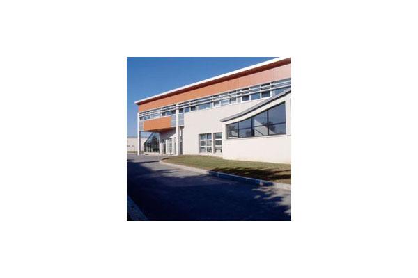 Placaje HPL pentru fatade ventilate - Proiectul School Paul Eluart Tinquex, Franta TRESPA - Poza 4