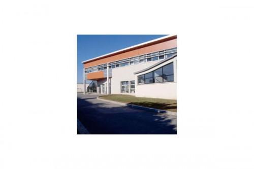 Lucrari de referinta Placaje HPL pentru fatade ventilate - Proiectul School Paul Eluart Tinquex, Franta TRESPA - Poza 4