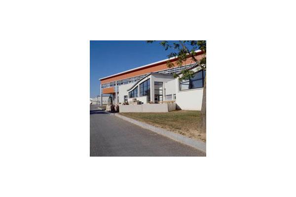 Placaje HPL pentru fatade ventilate - Proiectul School Paul Eluart Tinquex, Franta TRESPA -